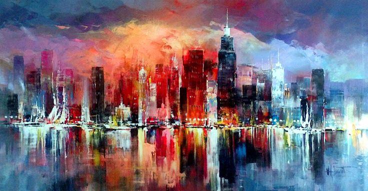 Skyline. Willem Haenraets