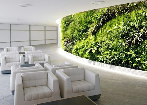 Qantas First Class Lounge, Sydney International Airport