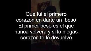 Letra // El Primero - Cornelio Vega Jr - YouTube