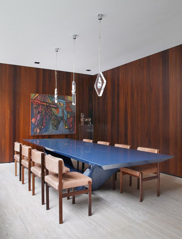 Contemporary Home In Brazil By Studio Guilherme Torres
