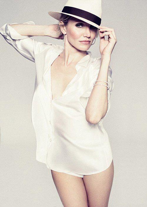 Cameron Diaz for Harper's Bazaar (UK) // June 2012