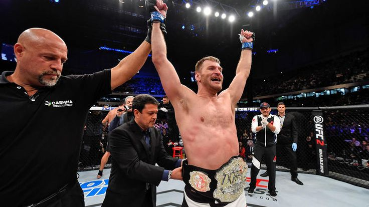 UFC fight schedule for 2016 highlighted by Michael Bisping-Dan Henderson rematch