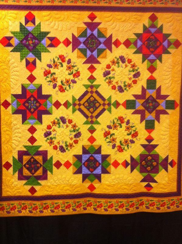 91 Best Quilt Shows Images On Pinterest Applique Quilts