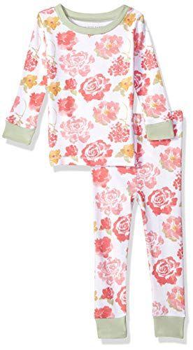 3585064bbf45 Amazon.com  Burt s Bees Baby Pajamas