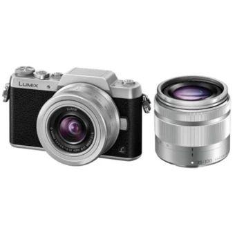 ราคาถูก  Panasonic Lumix DMC-GF8W Kit (12-32mm+35-100mm) Black Silver  ราคาเพียง  17,990 บาท  เท่านั้น คุณสมบัติ มีดังนี้ Multi Exposure Support take up to four exposures in a singleframe. 22-types creative filter. Even when shooting in PASM, videoshooting and Panorama mode. Clear Retouch makes it possible to erase unwanted objects orfigures in an image by just tracing over them on monitor with afingertip. Stop Motion Animation function enables producing a stopmotion (stop frame) video in…