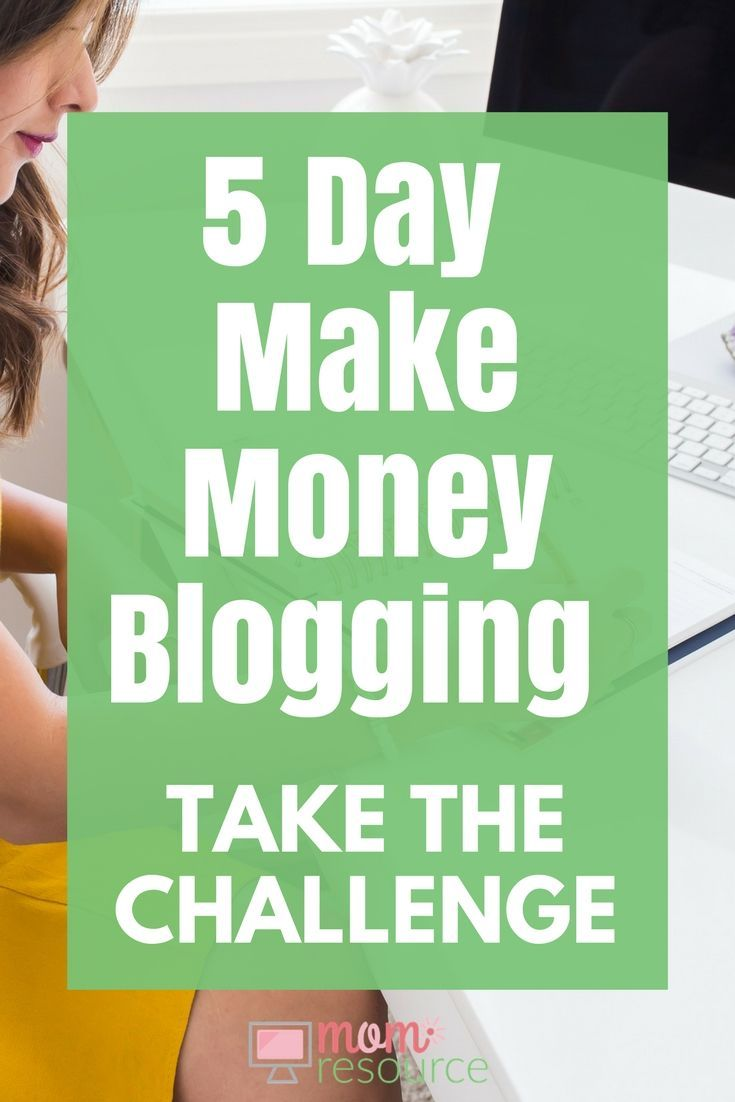 Make Money Blogging CHALLENGE for beginners! If you're ready to finally make money blogging - I mean a real FULL-TIME blog income - then you need to join this 5-day challenge to make money blogging. These are the best tips to make extra cash from your passive income website. This challenge is for beginners