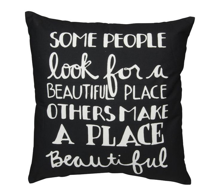Some People Accent Pillow