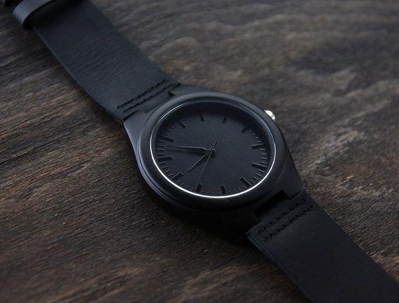 wood watch draco wooden watch menu0027s free laser by roarcraft