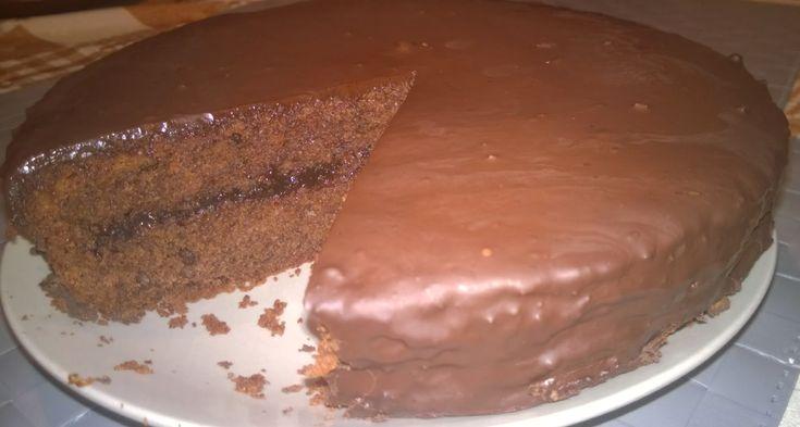 Krysy v Kuchyni: Bezlepkový Sachr dort