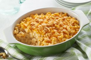 VELVEETA Down-Home Macaroni & Cheese recipe- You will never ever make box macaroni again! This is AWESOME!