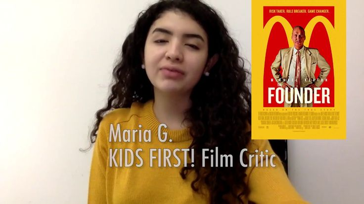 Film Review: The Founder by KIDS FIRST! Film Critic Maria G. #KIDSFIRST! #TheFounder