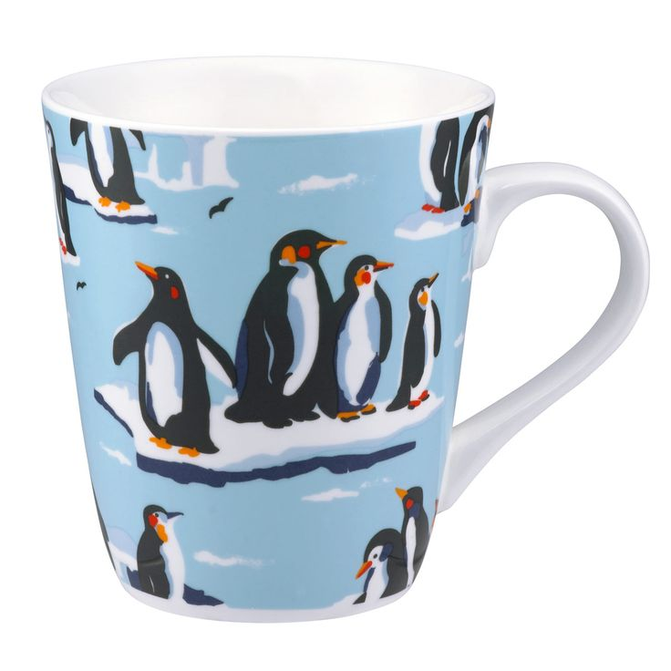 #CKCrackingChristmas  Penguin Stanley Mug | Home for Christmas | CathKidston
