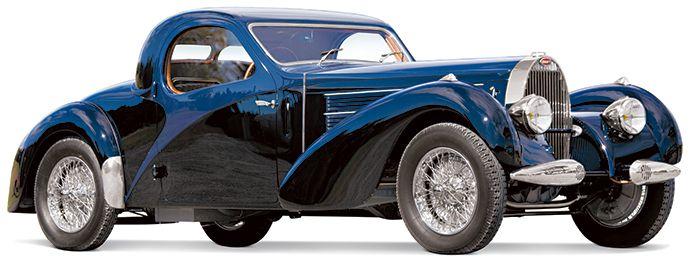 1938 Bugatti Type 57C Atalante  | 2011 Pebble Beach Concours d'Elegance Award Winner | Formerly the Property of Al Garthwaite,  Sam Scher and John W. Strauss