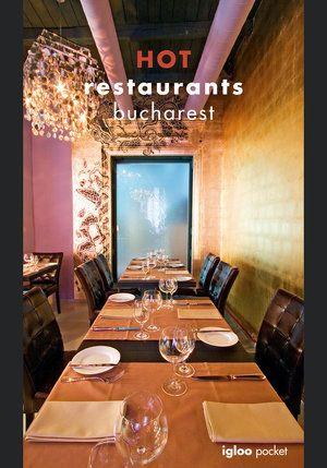 Hot Restaurants Bucharest - igloo