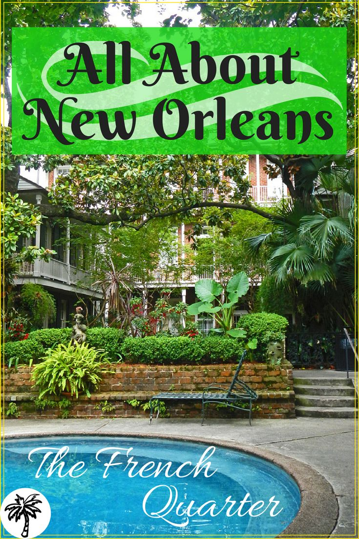 When visiting New Orleans, the best way to experience the culture and rich history of this city is to take a walking tour of The French Quarter.