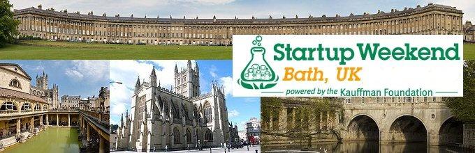 Startup Weekend Bath