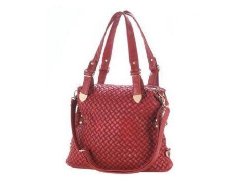 JETSET RED SHOULDER BAG #BreezyCouture #ShoulderBag
