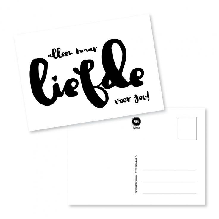 112 best images about tekstborden posters kaarten in zwart wit on pinterest volkswagen - Te vangen zwart wit ontwerp ...