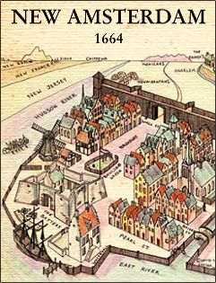 The Dutch Colony of New Amsterdam was surrendered to the British, who, on this day 8th September, 1664, renamed it New York after the Duke of York