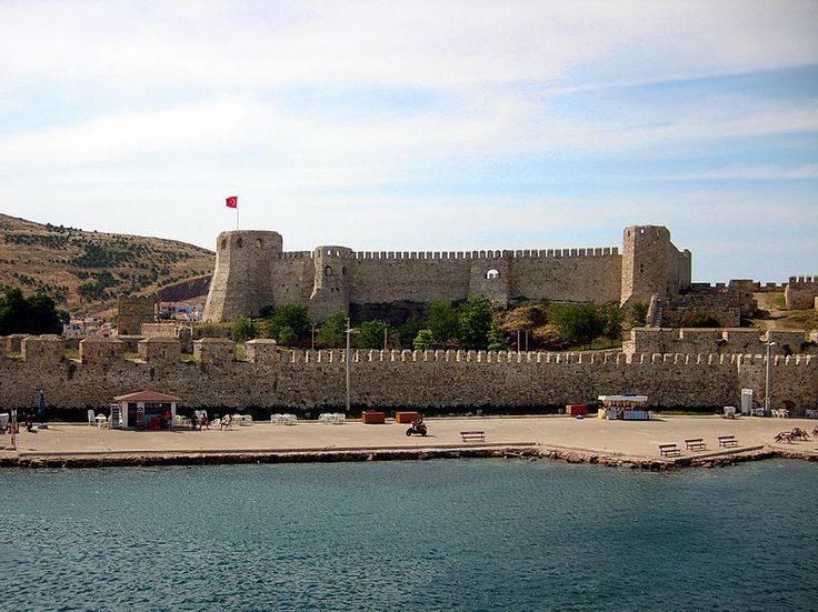 Bozcaada Castle, Turkey
