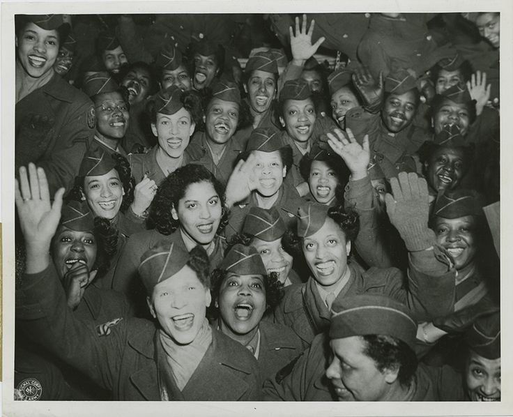 I need help finding a thesis about women in the military, preferably during WWII!?