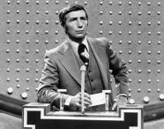 """Original 'Family Feud' with TV host Richard Dawson. My favorite game show in the 70s because of him. Loved him! He started on """"Hogans Heroes"""". Sadly, he passed away June 3, 2012 at the age of 79."""