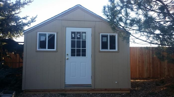 Pin On Shed Homes
