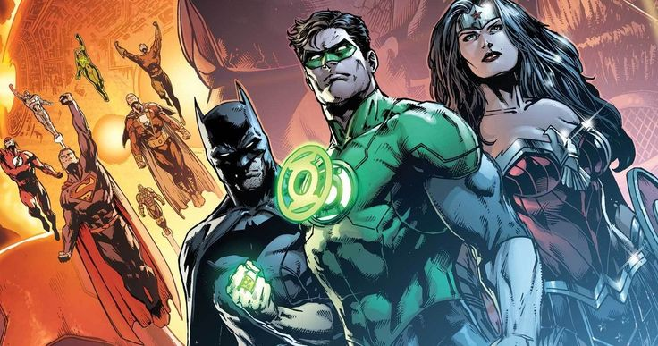 'Green Lantern' Won't Show Up Until 'Justice League Part 2'? -- Producer Charles Roven reveals that they aren't planning on introducing the new 'Green Lantern' until at least 'Justice League 2', maybe even later. -- http://movieweb.com/green-lantern-introduction-justice-league-2/