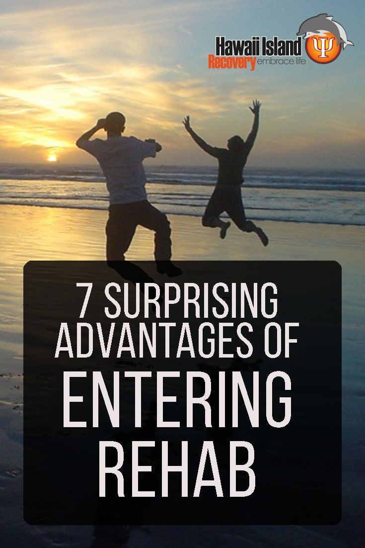 Read on to learn 7 surprising advantages of inpatient rehab at hawaiian island recovery #addiction #recovery