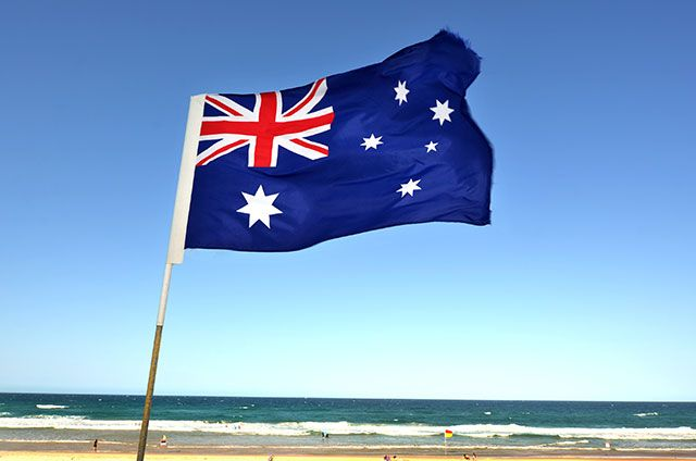 australia day beach images - Google Search