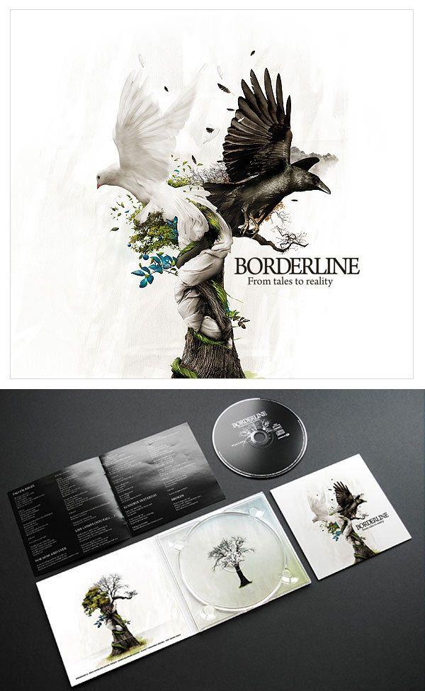 40 pochettes d'album graphiques et originales | BlogDuWebdesign