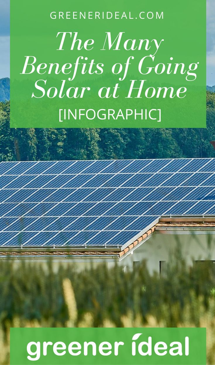 Are you still on the fence about installing solar panels on your home or property? Check out this infographic from Renewable Energy Corporation for a good look at the many benefits – environmental and economic – that you should know about when deciding to go solar.