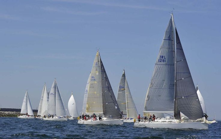 The National Yacht Club in Dun Laoghaire harbour has announced its 12th staging of the biennial Dingle Skellig Hotel Dun Laoghaire to Dingle Race which will start on Friday 12th June. Check out the new website: http://www.d2drace.ie/ #D2D