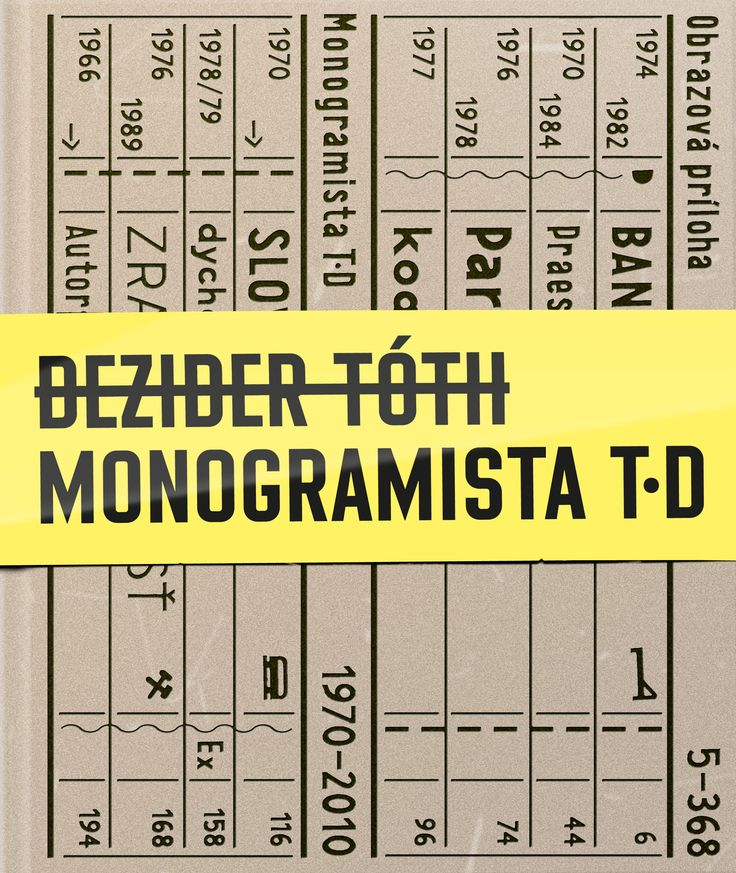 Komu A typeface bit.ly/komu_type in the the book MONOGRAMISTA TD. Design by Boris Melus.
