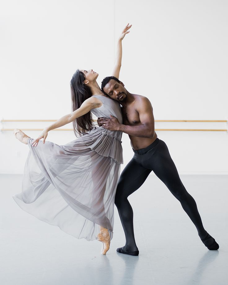 Dancing through Life Featuring Married Ballet Couple —