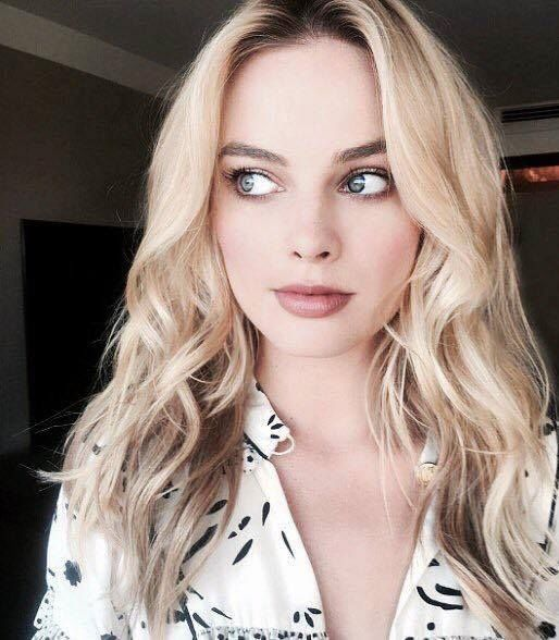 Motivational Quotes About Success: 56 Best Portrait Of Margot Robbie Images On Pinterest