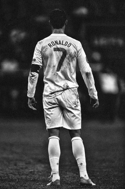 Ronaldo. Love him or hate him, personally I admire him. On the pitch his self assurance and swagger is born of a man who is not only incredibly talented, but also puts in a lot of work. A gifted player, but also a perfect modern athlete. Im no fanboy, but I respect gifted and hard working people, whatever field they play on. Like, Comment, Repin !!