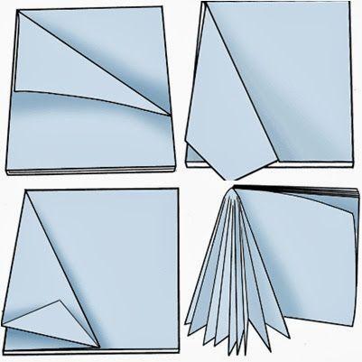 Decorazioni Natalizie con Riciclo Carta