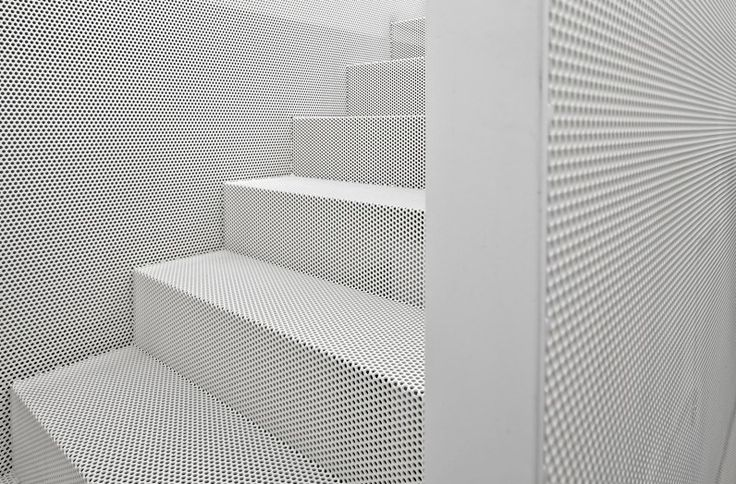 lots of love for perforated metal stairs! | STAIRS + STEPS ...