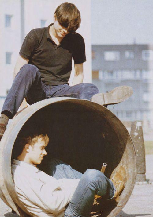 Alex James & Damon Albarn