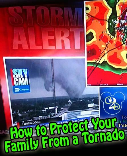 How To Protect Your Family From Tornadoes   A well ...