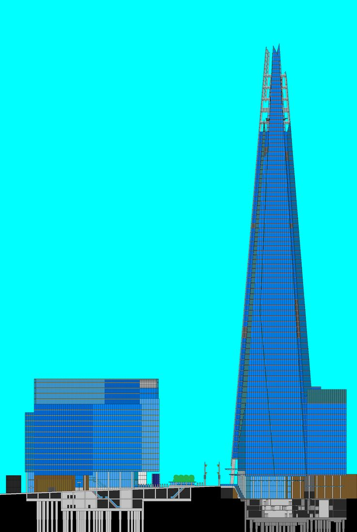 https://flic.kr/p/rCMqXb | London Bridge Quarter (before Fielden House) | A diagrammatical representation of Irvine Sellar (developer) and Renzo Piano's (architect) vision for a 21st century vertical city at London Bridge Station. London Bridge Quarter consists of The Shard, The News Building and a new public realm at London Bridge station. A new building at Fielden House will soon join The Shard and The News Building in 2018, however as of 2015, only The Shard and The News Building have…