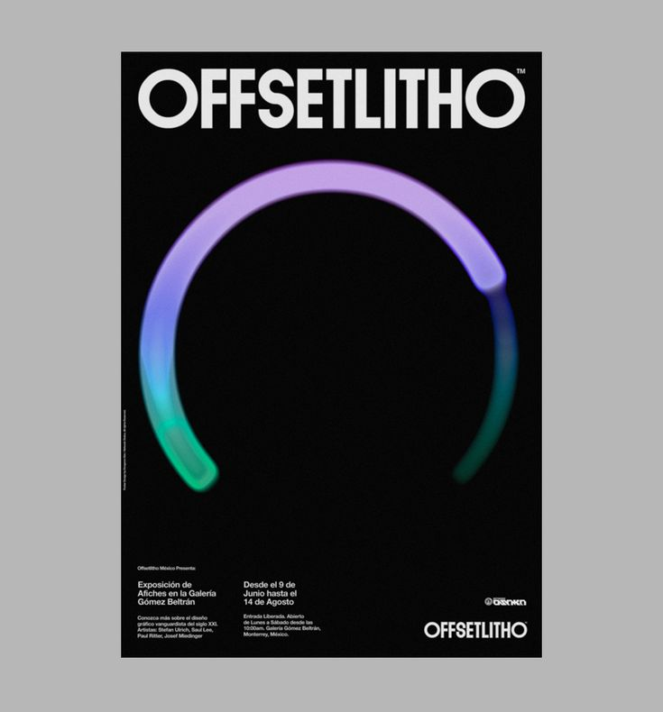 Offsetlitho - Art & Design by D. Kim