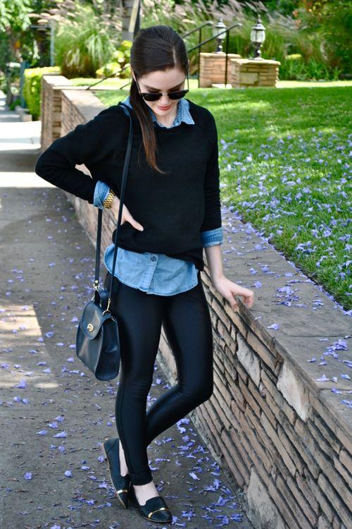 Looks de trabalho: Jaqueta Jeans