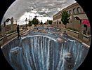 Edgar Mueller [Project] Waterfall - Street art