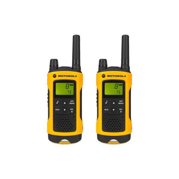 MOTOROLA TLKR T80 EXTREME radiotelefony bez zezwolenia, krótkofalówka PMR446 AZSTUDIO.COM.PL Radom