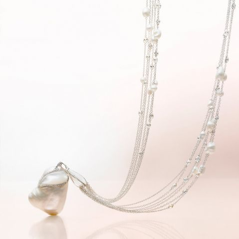 Couture Pendant | Paspaley Pearls | Australia