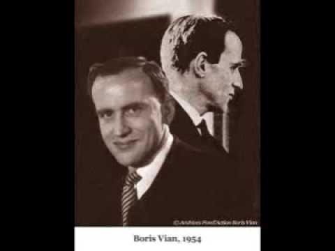 Le déserteur. Boris Vian