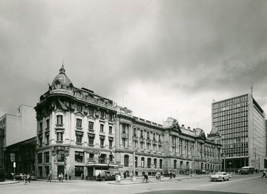 Edificios historicos de bogota desaparecidos - SkyscraperCity