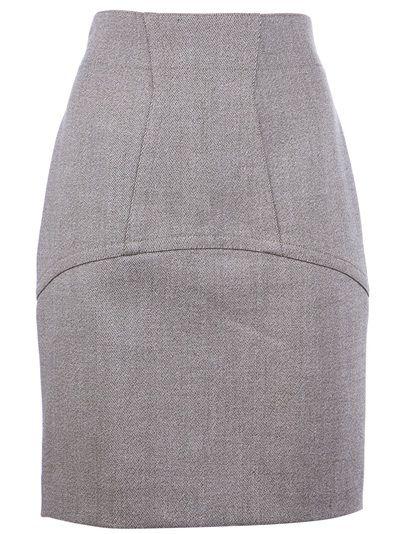 ALAÏA VINTAGE - high waisted skirt 6